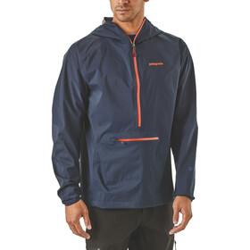 Patagonia M's Stretch Rainshadow Pullover Navy Blue